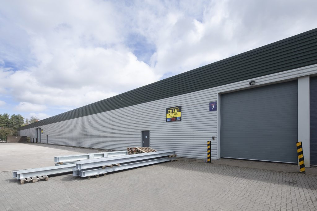 7 Maxwell Square storage unit available for rent